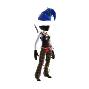 Holiday Ninja - Blue