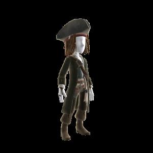 Captain Jack Sparrow's Outfit