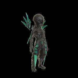 Solid Stealth Ninja King