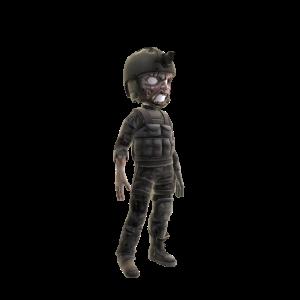 Soldier Zombie