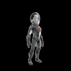 Cyborg-Kostüm