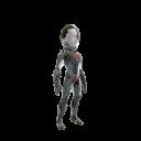 Cyborg-kostyme