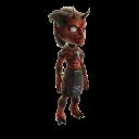 Shaman élément d'Avatar