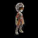 Pilote Snowspeeder Rebelle