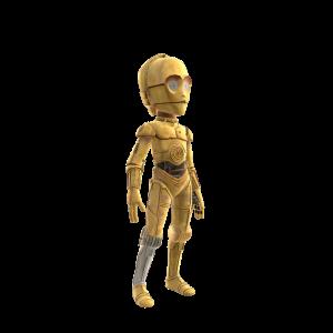 Costume C-3PO