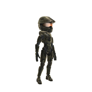 Halo 4 Master Chief Armor