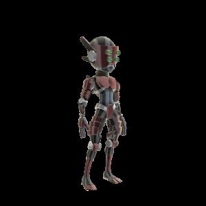 Ryukage CyberNinja