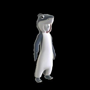 Great White Shark Onesie