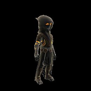 Blood Hunter Demon - Black