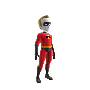 """Mr. Incredible""-Kostüm"