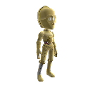 C-3PO Protocol Droid Costume