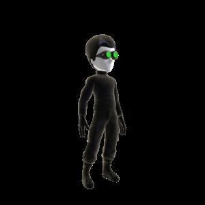 Archer Tactleneck Costume