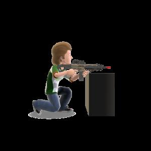 Toy Assault Blaster