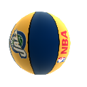 Balon de basketball Utah