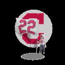 Cleveland 22 Flag