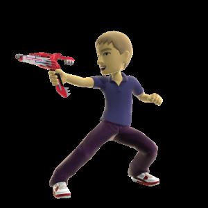 Toy Blade Blaster