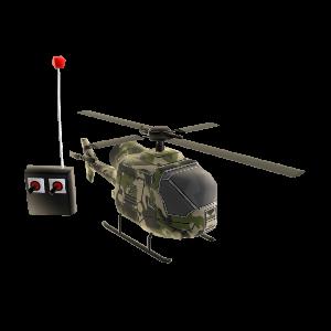 ラジコンヘリコプター(迷彩)