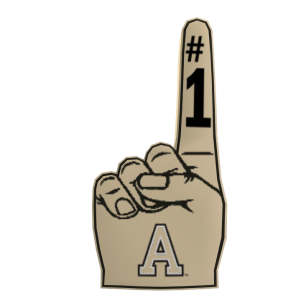 Army Foam Finger
