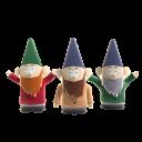 Les Gnomes voleurs de slips