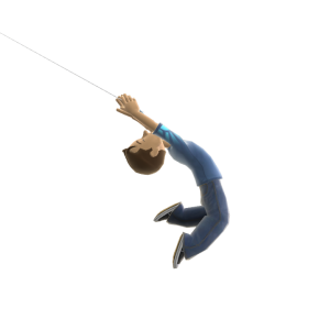 Grapple Hook Swing