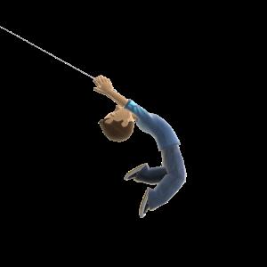 Grapple Hook Swing