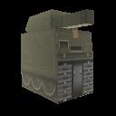 MGS Tanque de cartón