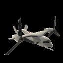 Kipprotor-Flugzeug