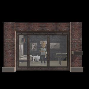 SoTL Hannibal Prison Cell Prop