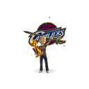 2016 Cavaliers Larry O'Brien Celebration