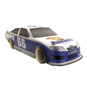 Mark Martin Car