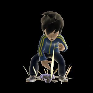 Toy Smoke Bomb