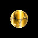 Gold Soccer Juggle