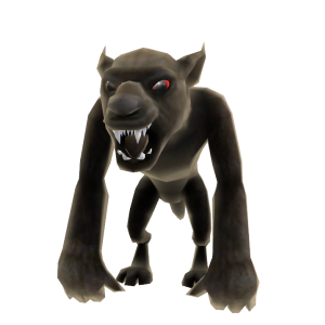 Pet Werewolf