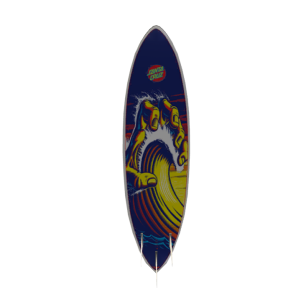 Wave Hand Surfboard