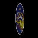 Wave Hand Surfboard