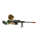 Toy Sniper Rifle Reloaded