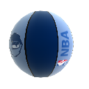 Pelota de bsquetbol de Memphis 