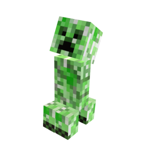 Minecraft Pet Creeper 