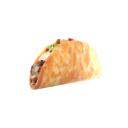 Taco Bell Bacon Club Chalupa Avatar Prop
