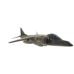 VTOL Jet