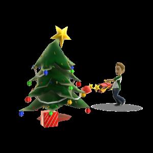 Toy Christmas Blaster