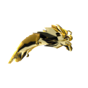Golden Frost Dragon Attack