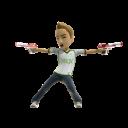 Dual Toy Gun Action
