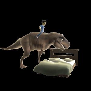 Tuck In T-Rex