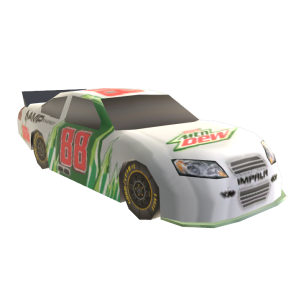 Dale Earnhardt Jr. (AMP) Car