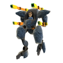 Toy Mech Suit