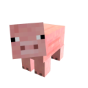 Minecraft Pet Pig 