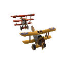 Sopwith und Fokker