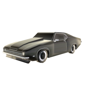 Mafia III Lincoln's Ride Avatar Prop