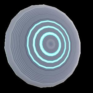Disco de luz clásico